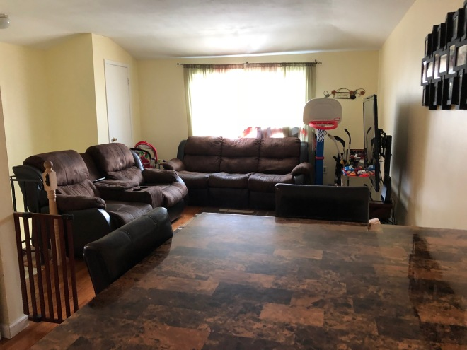 Two bedroom rental near Bloomingdale Park